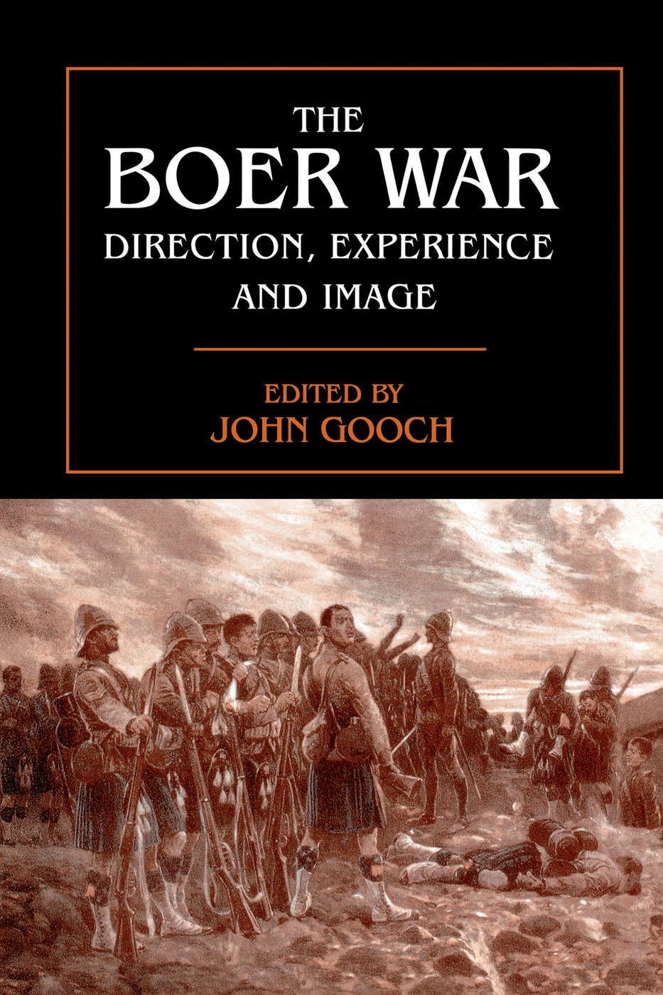 The Boer War: Direction, Experience and Image (e-Book) book cover