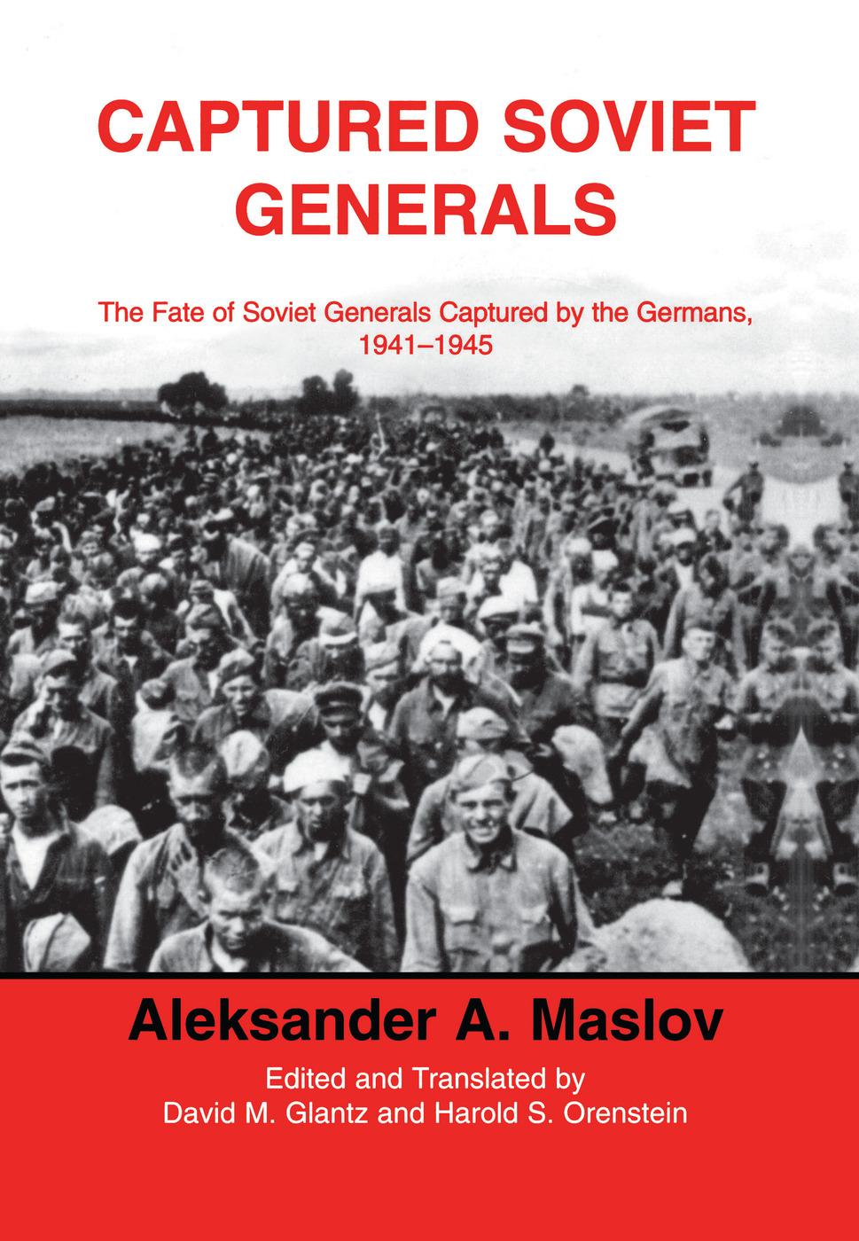 Captured Soviet Generals