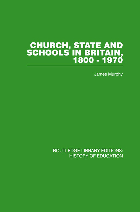 Church, State and Schools: 1st Edition (Paperback) book cover
