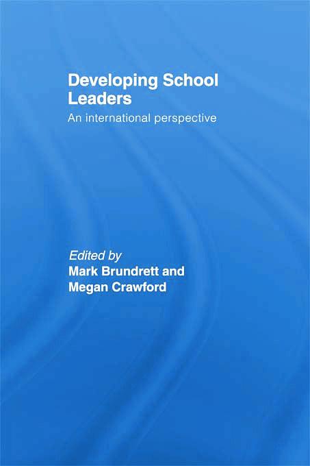 Developing School Leaders