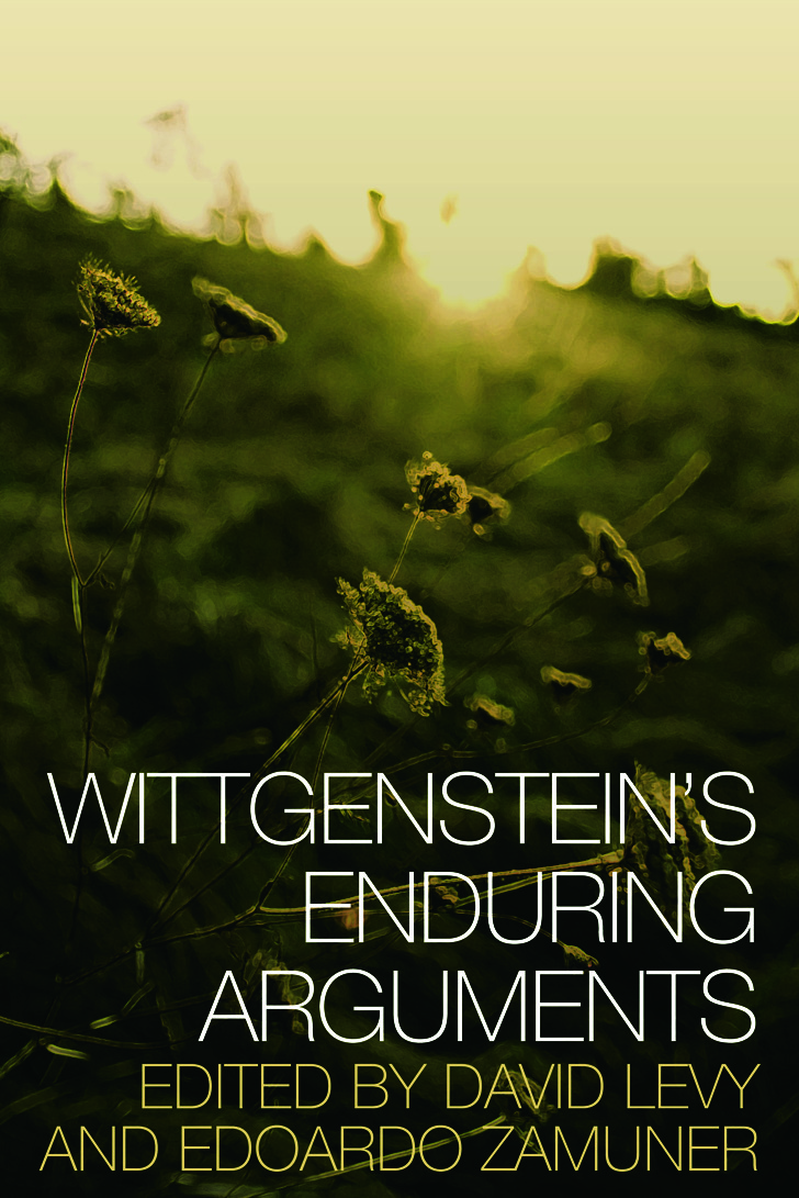 Wittgenstein's Enduring Arguments (Paperback) book cover
