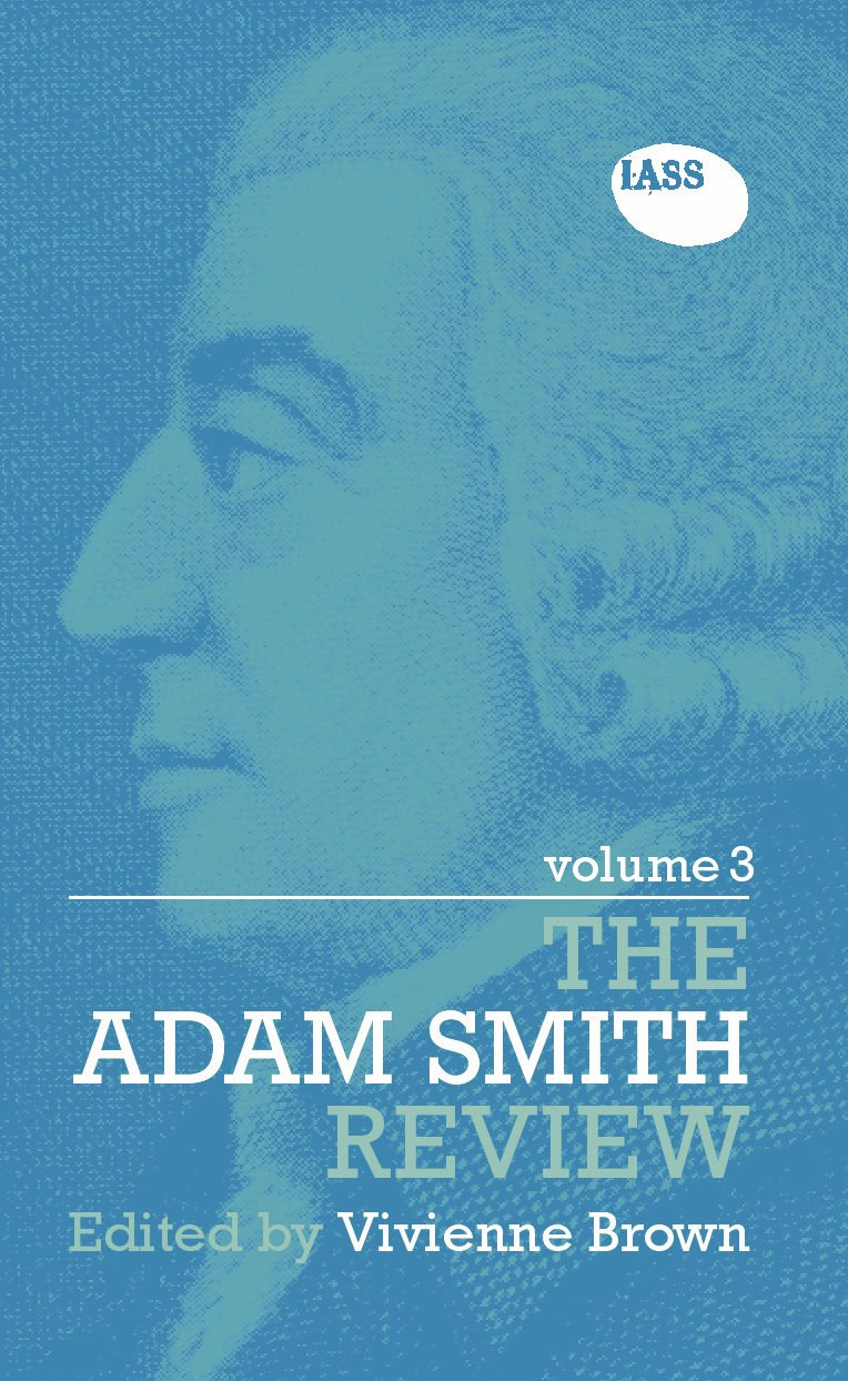 The Adam Smith Review: Volume 3