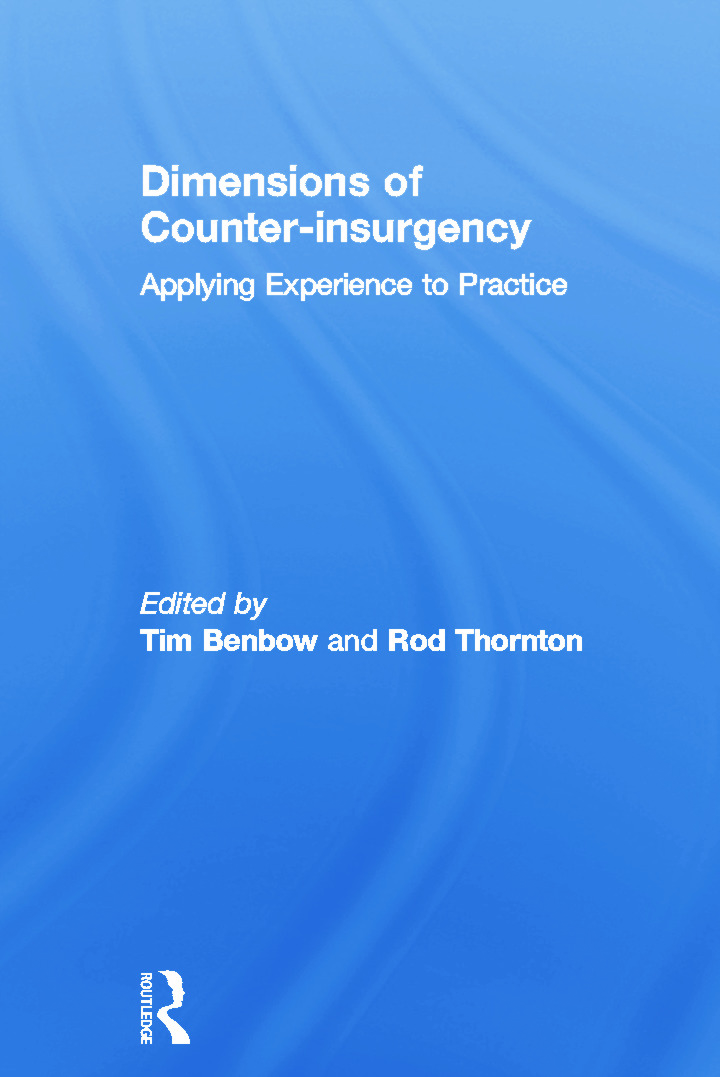 Dimensions of Counter-insurgency: Applying Experience to Practice book cover