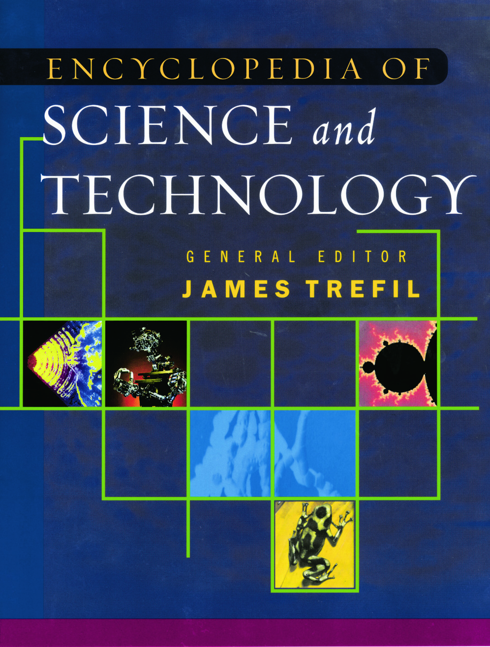 The Encyclopedia of Science and Technology: 1st Edition (e-Book) book cover