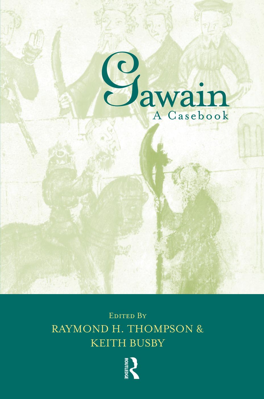 Gawain: A Casebook book cover