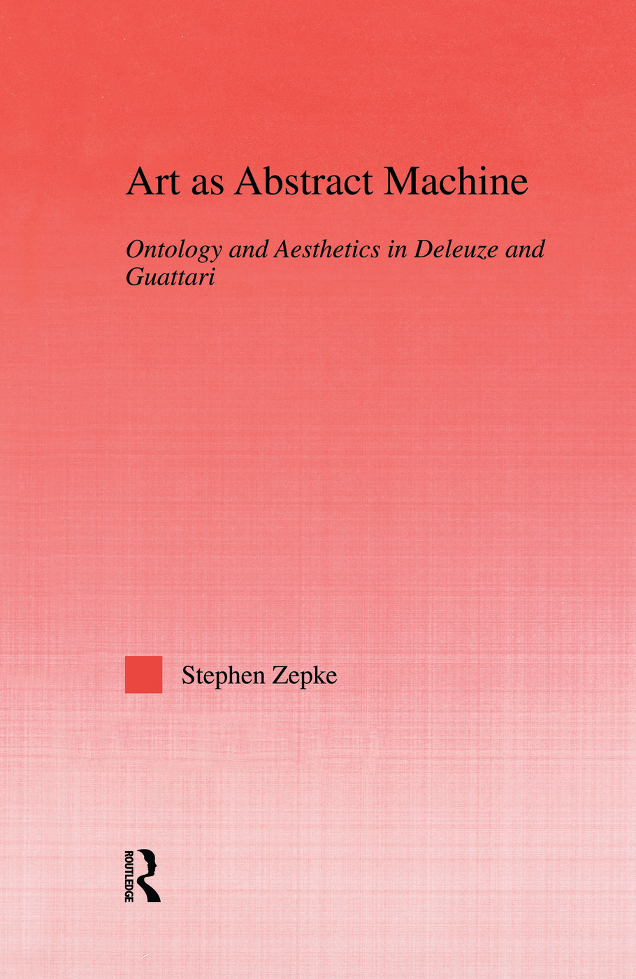 Art as Abstract Machine