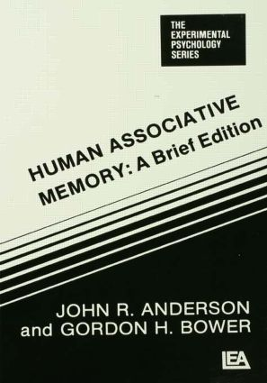 Human Associative Memory (Hardback) book cover
