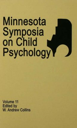Minnesota Symposia on Child Psychology: Volume 11 (Hardback) book cover