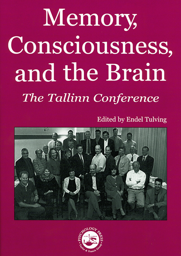 Memory, Consciousness and the Brain: The Tallinn Conference, 1st Edition (Paperback) book cover