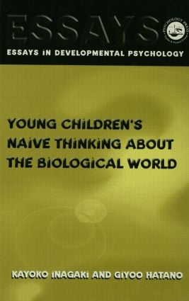 Young Children's Thinking about Biological World (e-Book) book cover