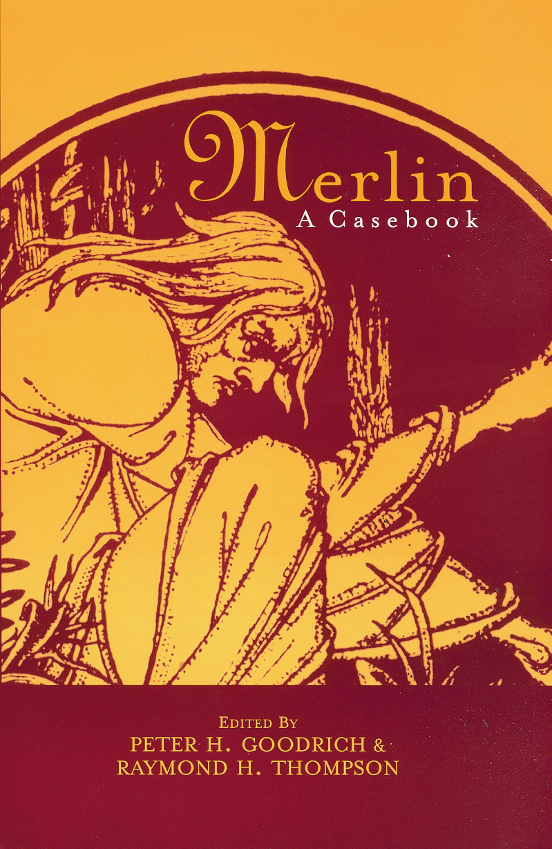 Merlin: A Casebook, 1st Edition (Paperback) book cover