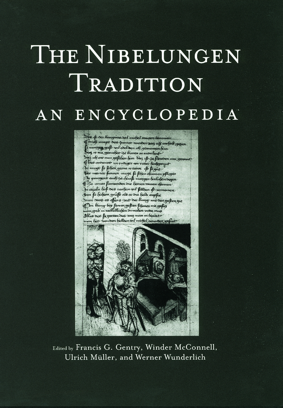 The Nibelungen Tradition: An Encyclopedia, 1st Edition (Paperback) book cover