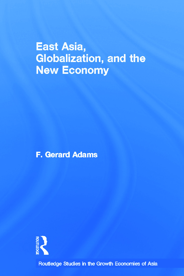 East Asia, Globalization and the New Economy
