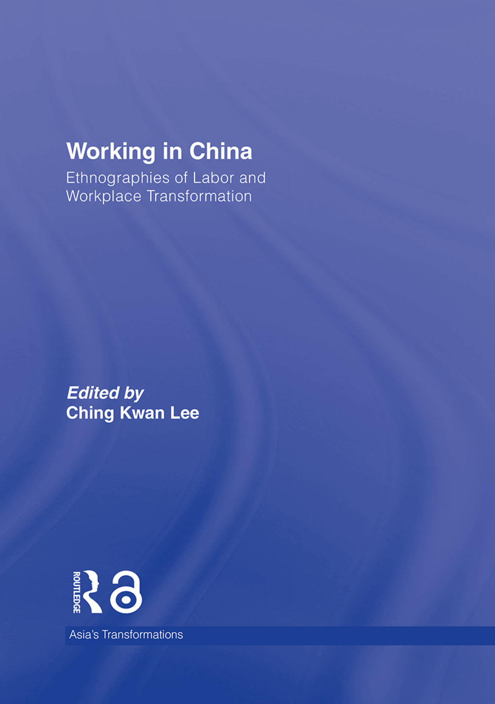 Rurality and labor process autonomy: the waged labor of domestic service: Yan Hairong