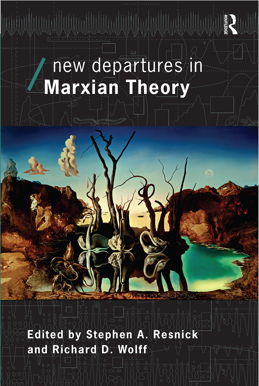 New Departures in Marxian Theory (Paperback) book cover