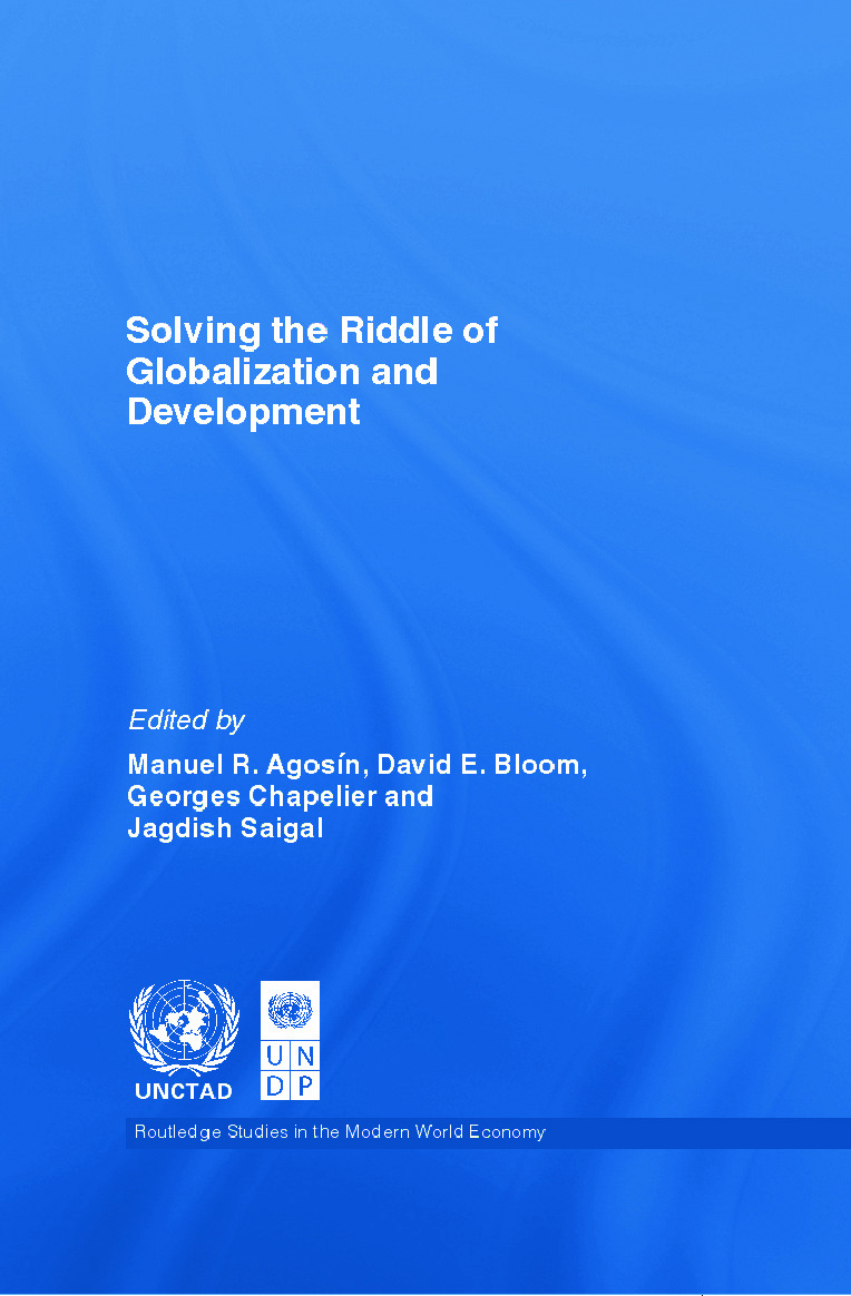 Solving the Riddle of Globalization and Development: 1st Edition (Paperback) book cover