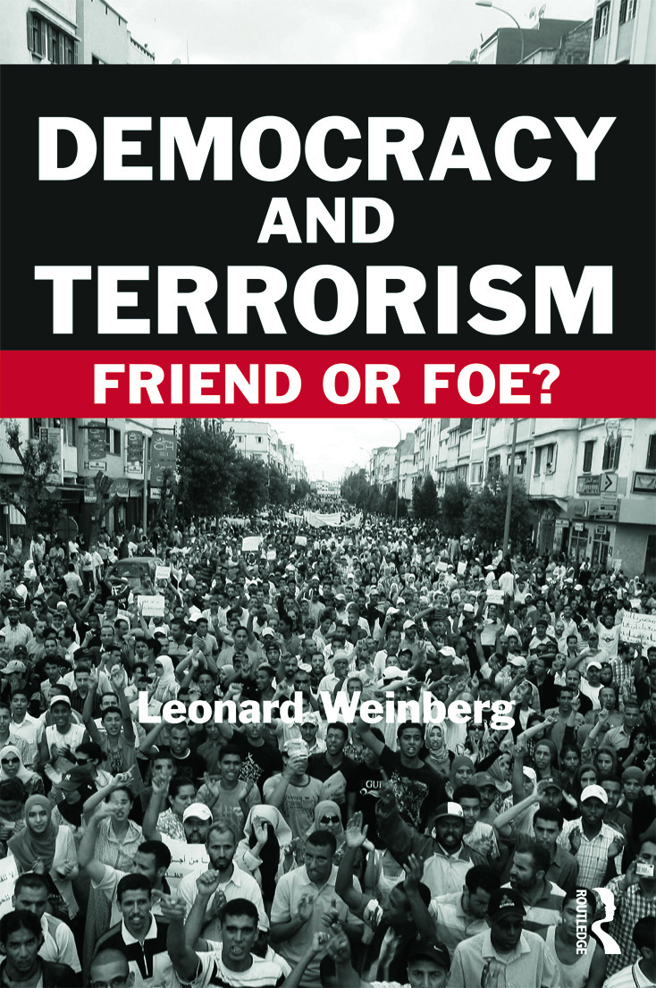 Democracy and Terrorism: Friend or Foe? book cover