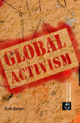 Global Activism (Hardback) book cover