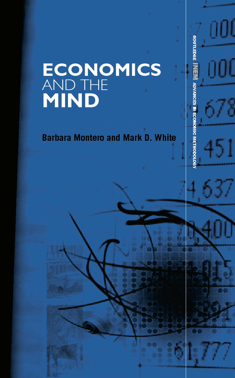 Economics and the Mind: 1st Edition (Hardback) book cover