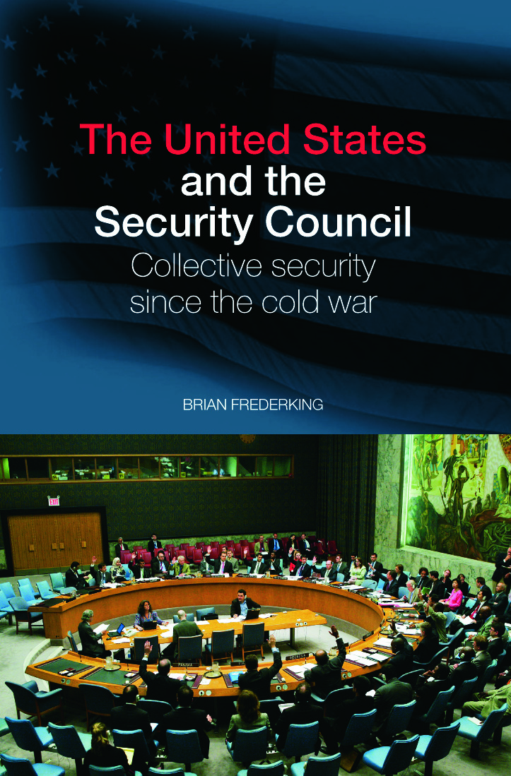 The United States and the Security Council