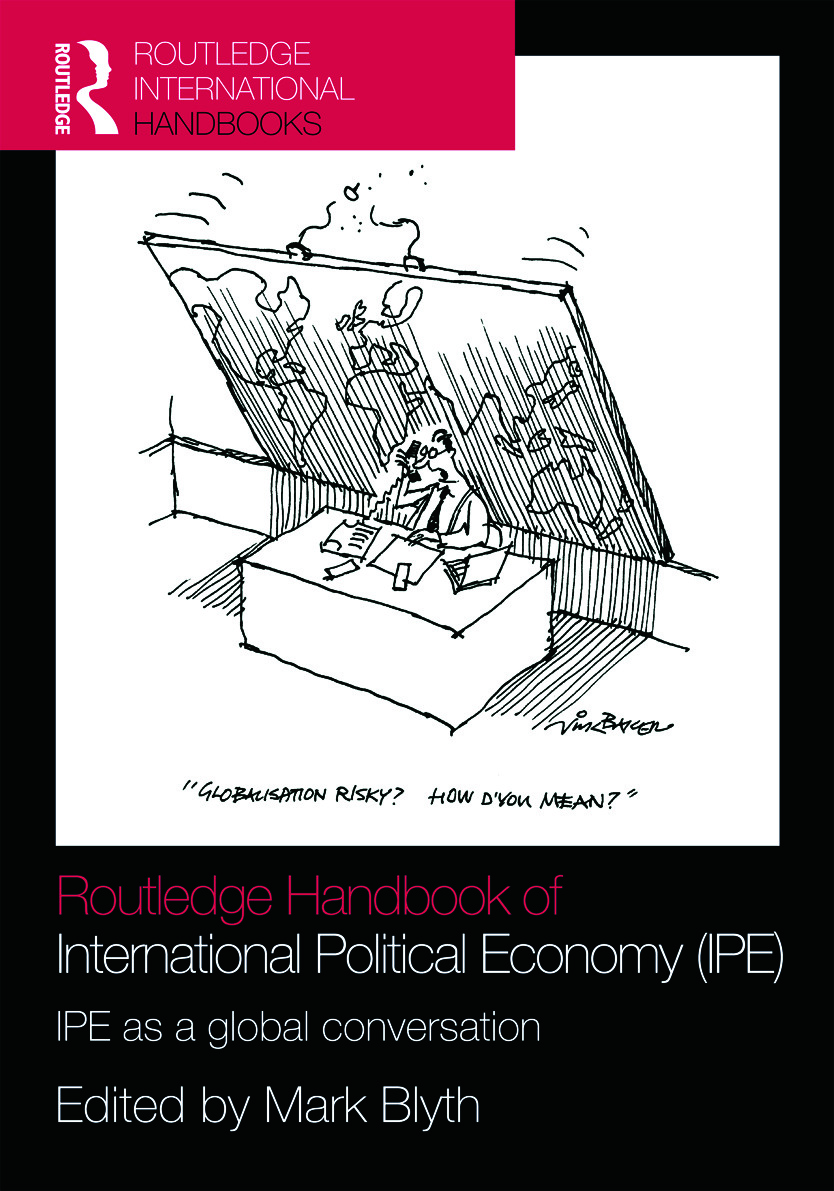 Routledge Handbook of International Political Economy (IPE): IPE as a Global Conversation (Hardback) book cover