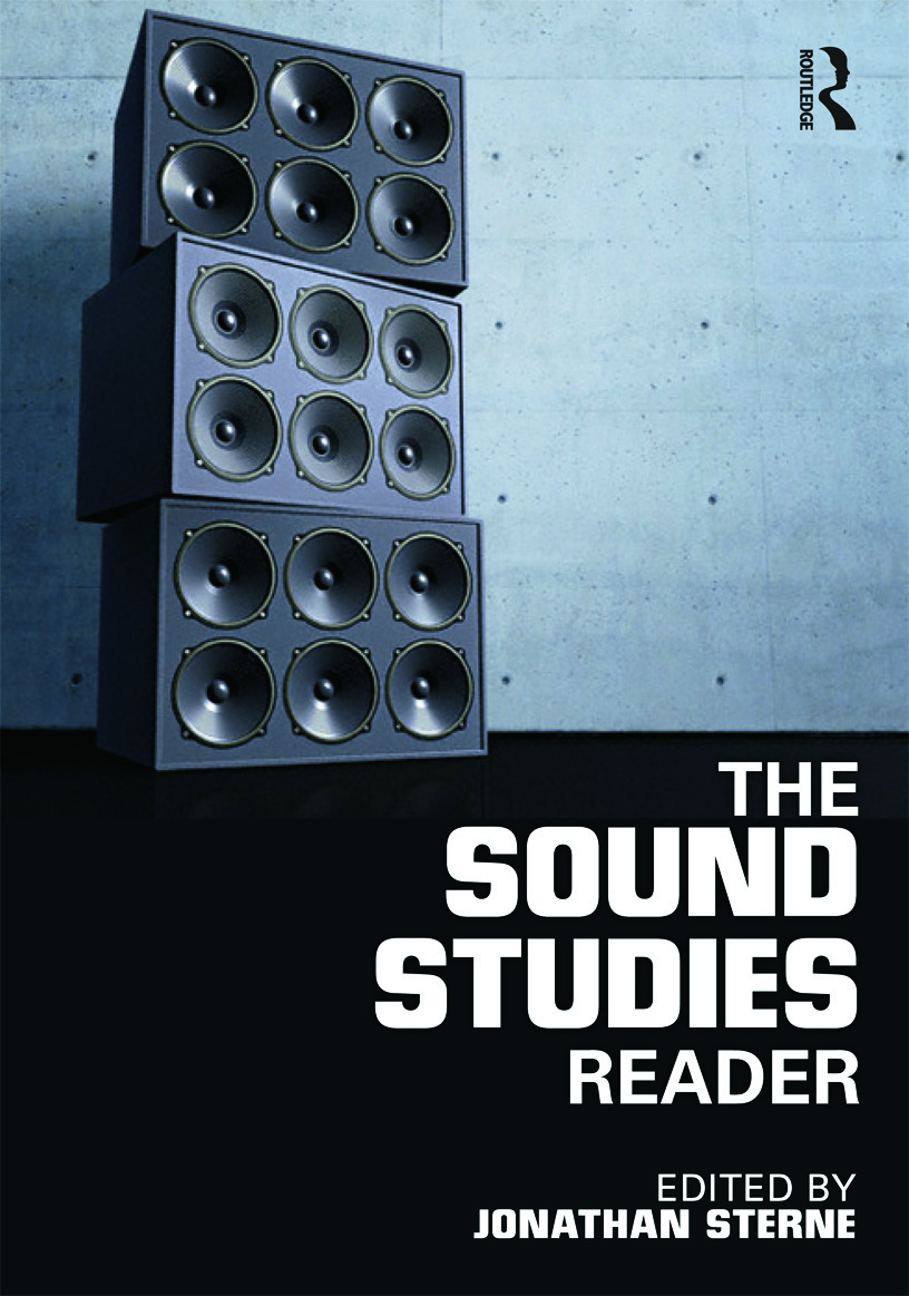 The Sound Studies Reader book cover