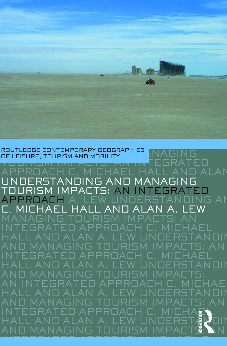 Understanding and Managing Tourism Impacts: An Integrated Approach (Paperback) book cover