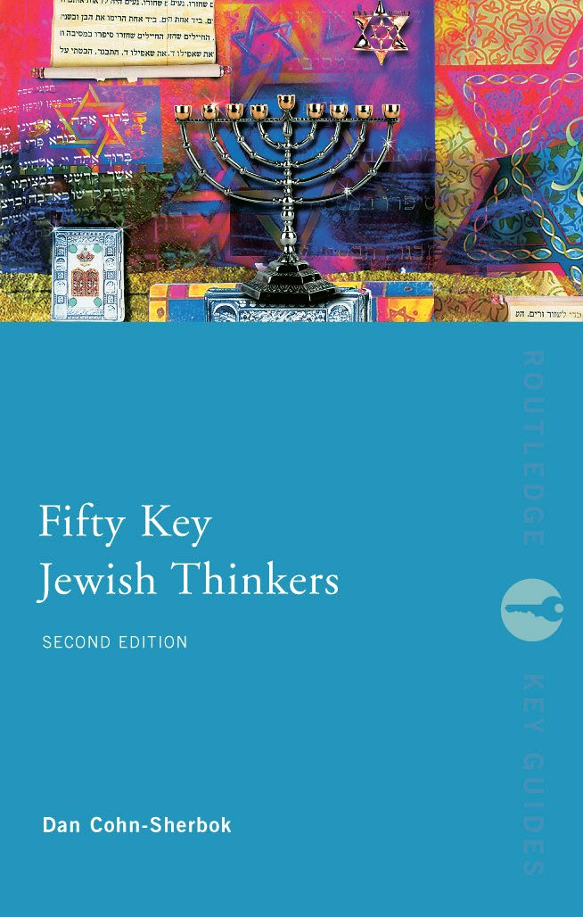 Fifty Key Jewish Thinkers book cover