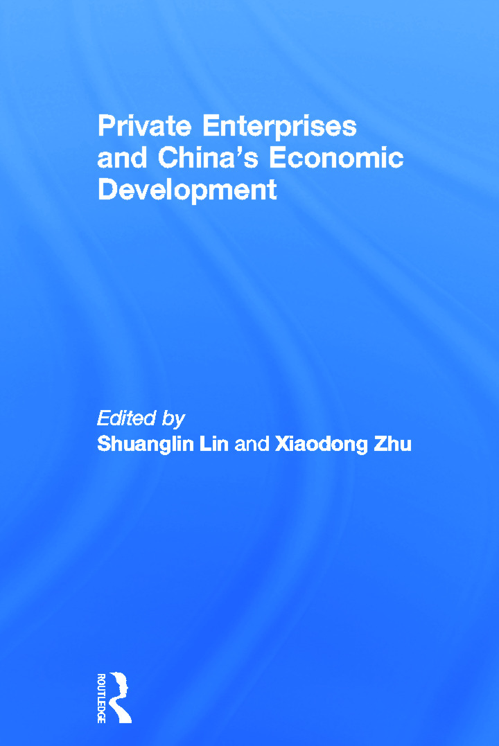 Trade, foreign direct investment, and productivity of China's private enterprises