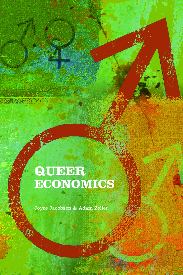 Queer Economics: A Reader (Paperback) book cover