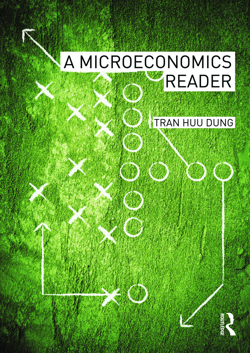 A Microeconomics Reader: 1st Edition (Paperback) book cover