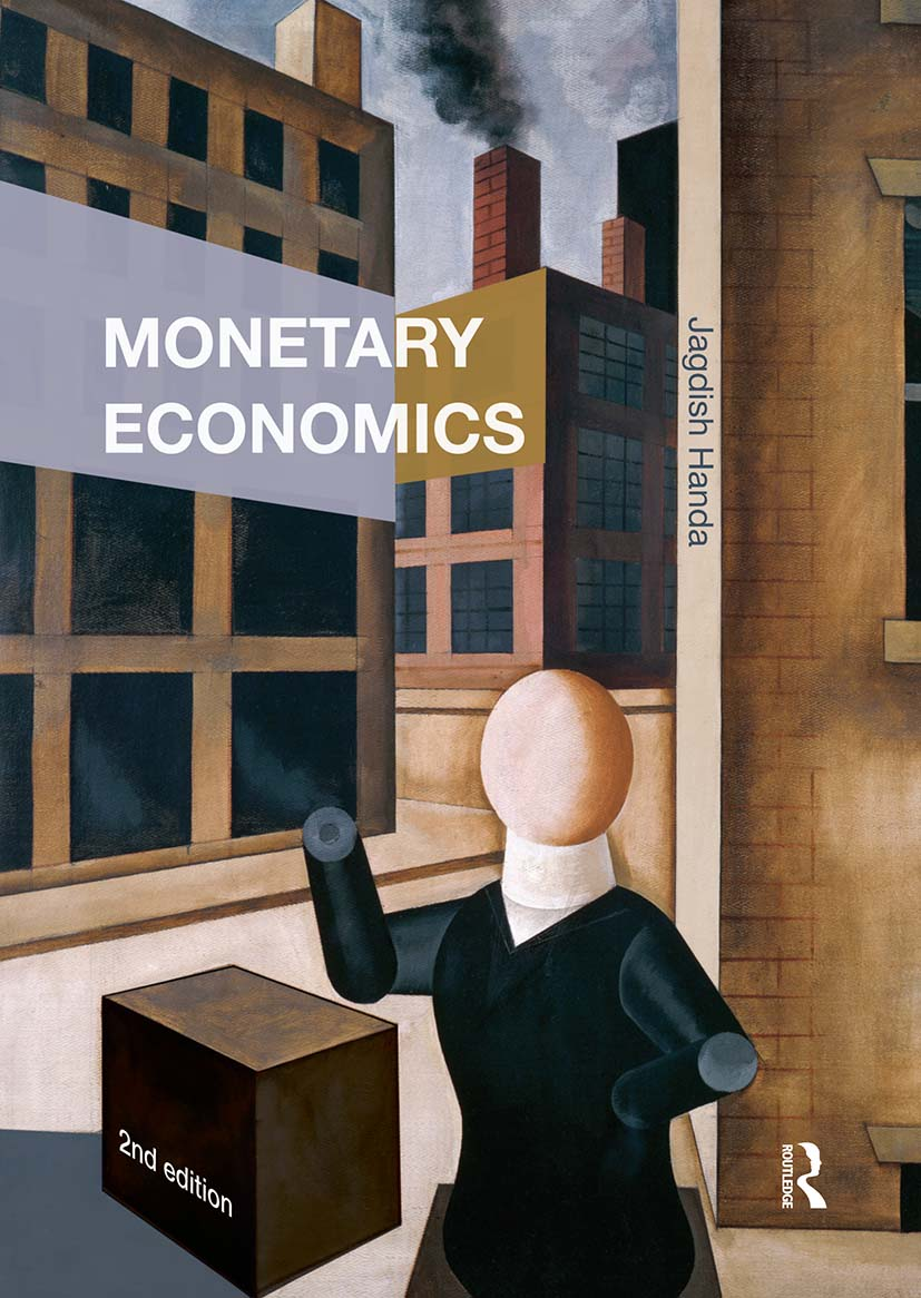 Monetary Economics (Paperback) book cover