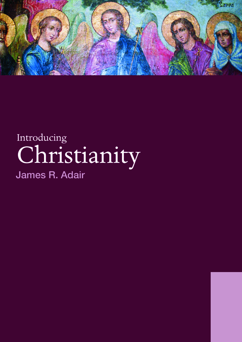 Introducing Christianity book cover
