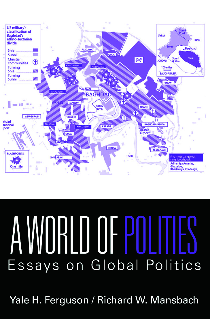 A World of Polities: Essays on Global Politics, 1st Edition (Paperback) book cover