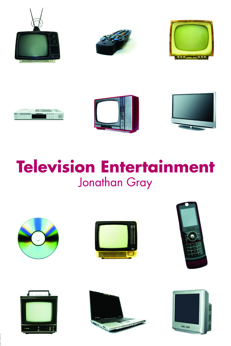 Television Entertainment book cover