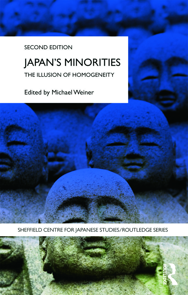 Japan's Minorities: The illusion of homogeneity book cover
