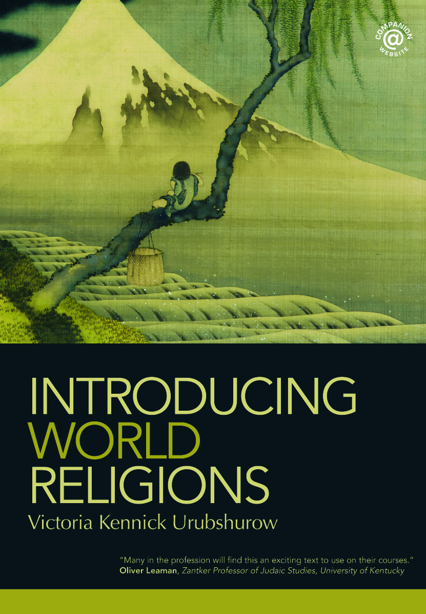 Introducing World Religions (Paperback) book cover
