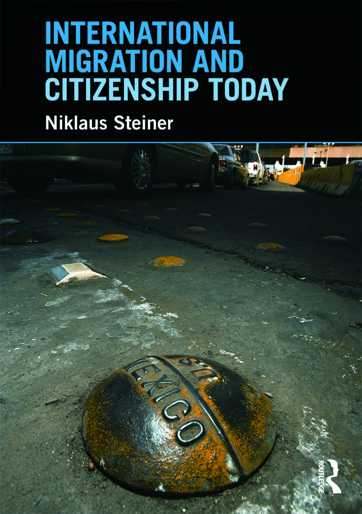 International Migration and Citizenship Today (Paperback) book cover