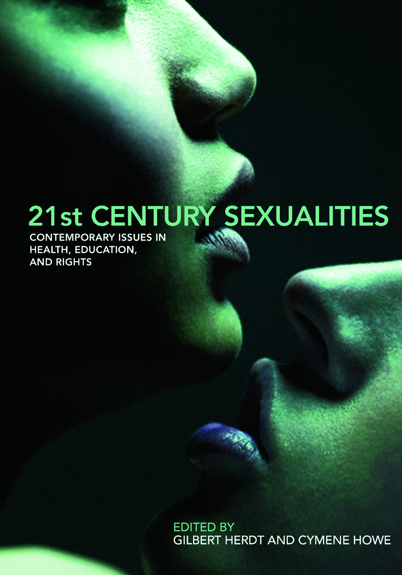 21st Century Sexualities: Contemporary Issues in Health, Education, and Rights book cover