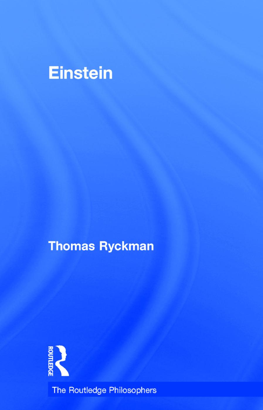 Einstein: 1st Edition (Hardback) book cover