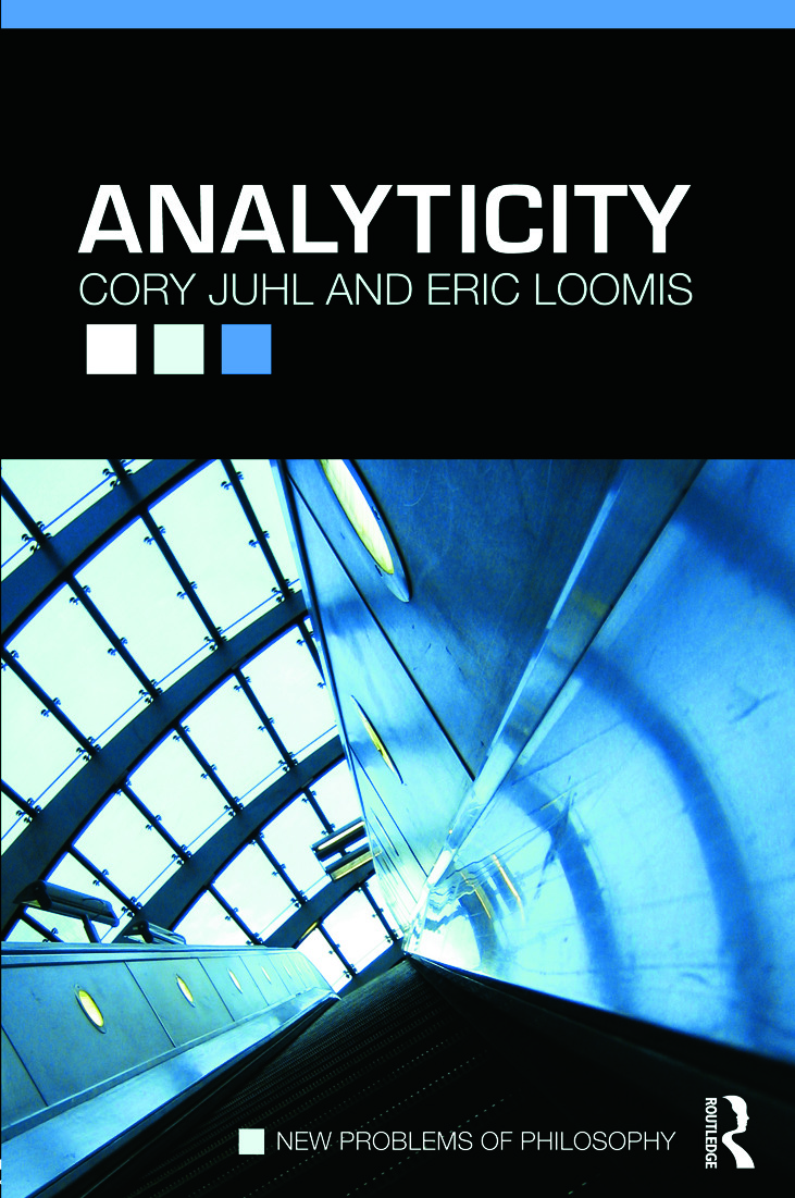 Analyticity (Paperback) book cover