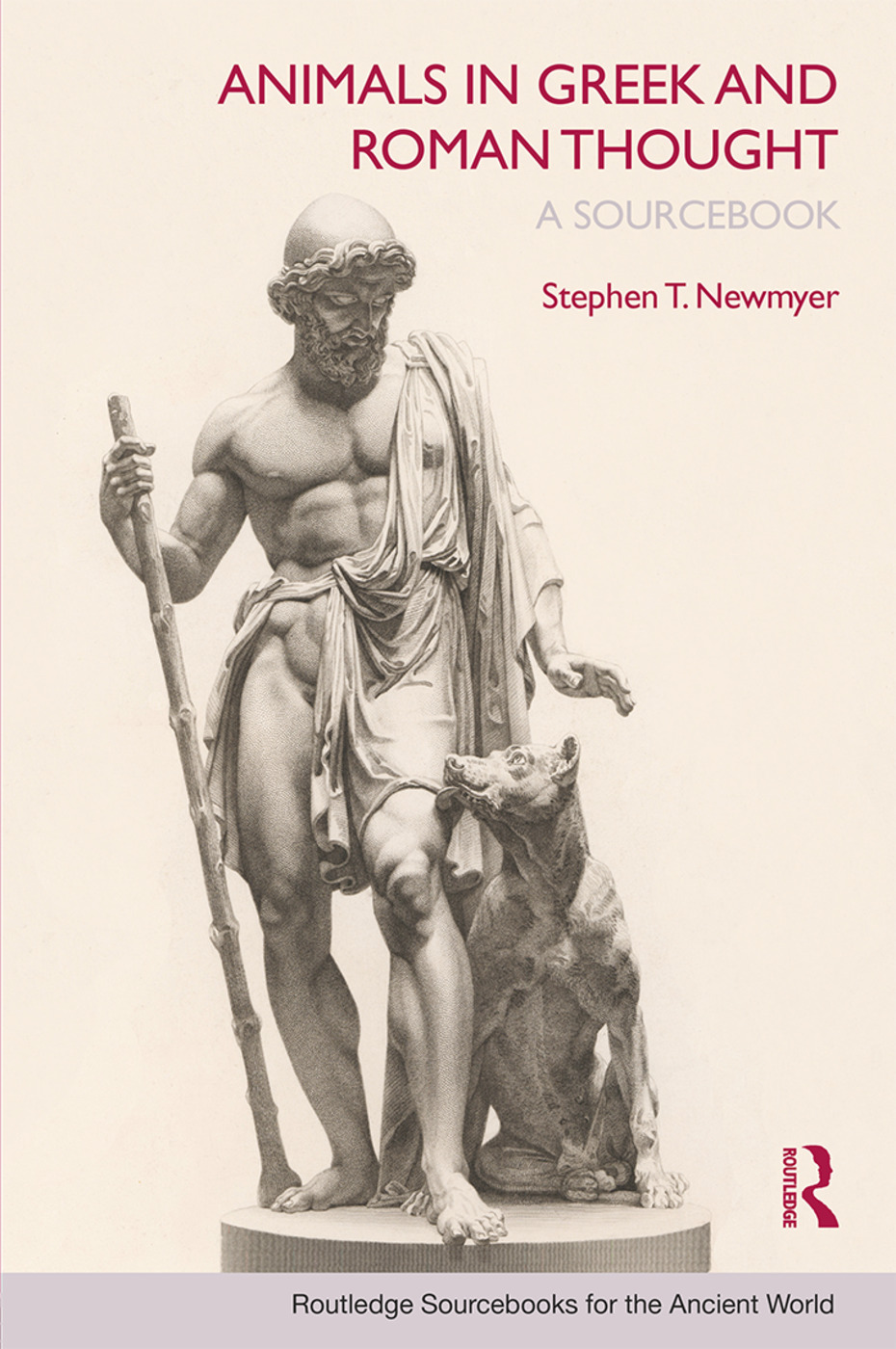 Animals in Greek and Roman Thought: A Sourcebook (Paperback) book cover