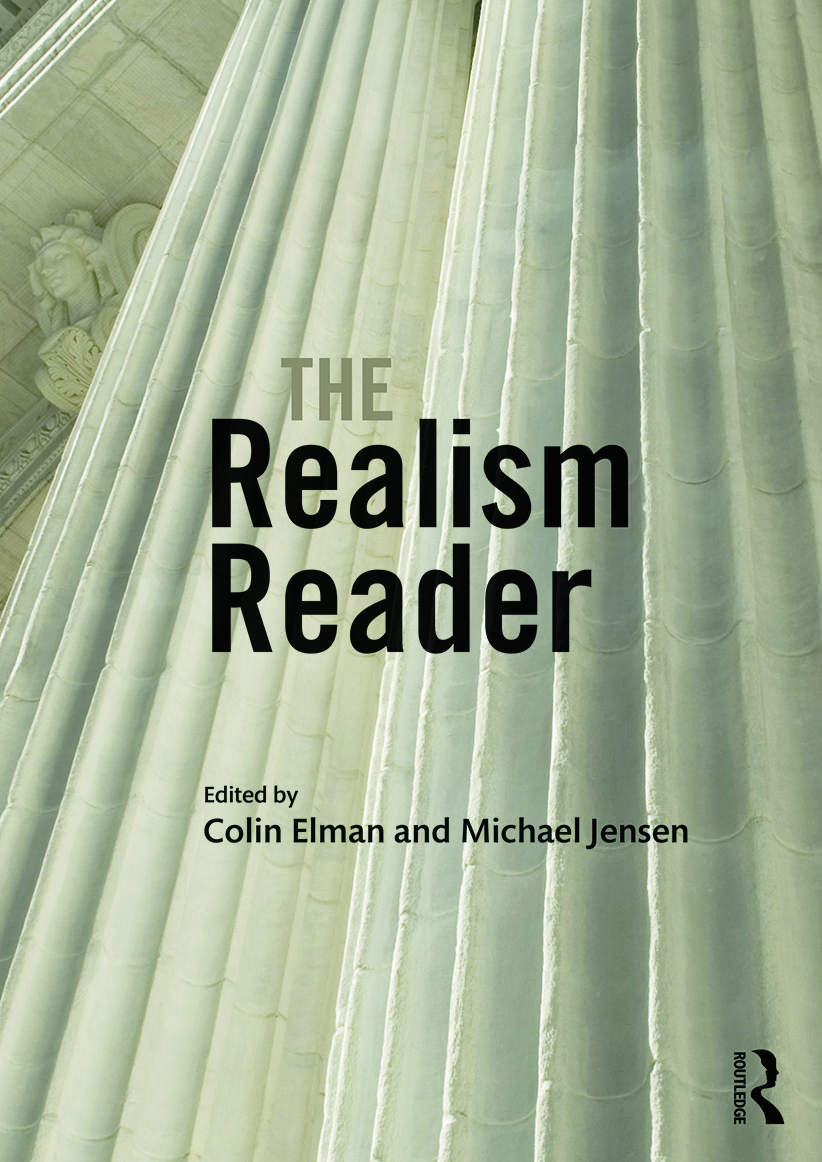 The Realism Reader (Paperback) book cover