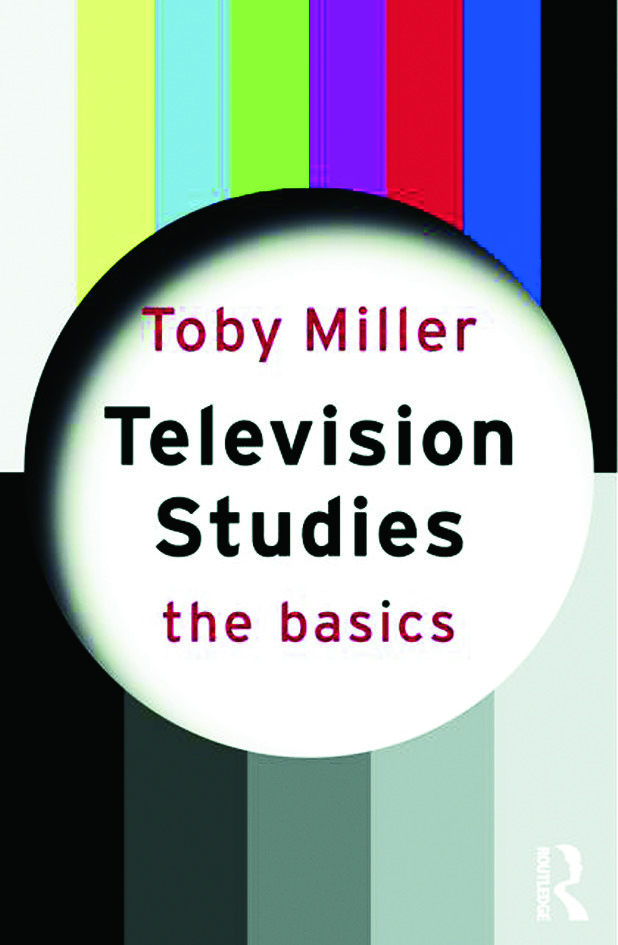 Television Studies: The Basics (Paperback) book cover