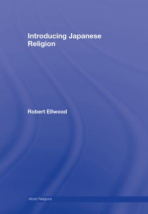 Introducing Japanese Religion book cover