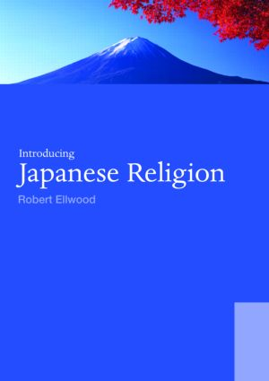 Introducing Japanese Religion (Paperback) book cover