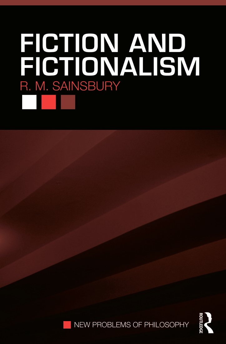 Fiction and Fictionalism (Paperback) book cover