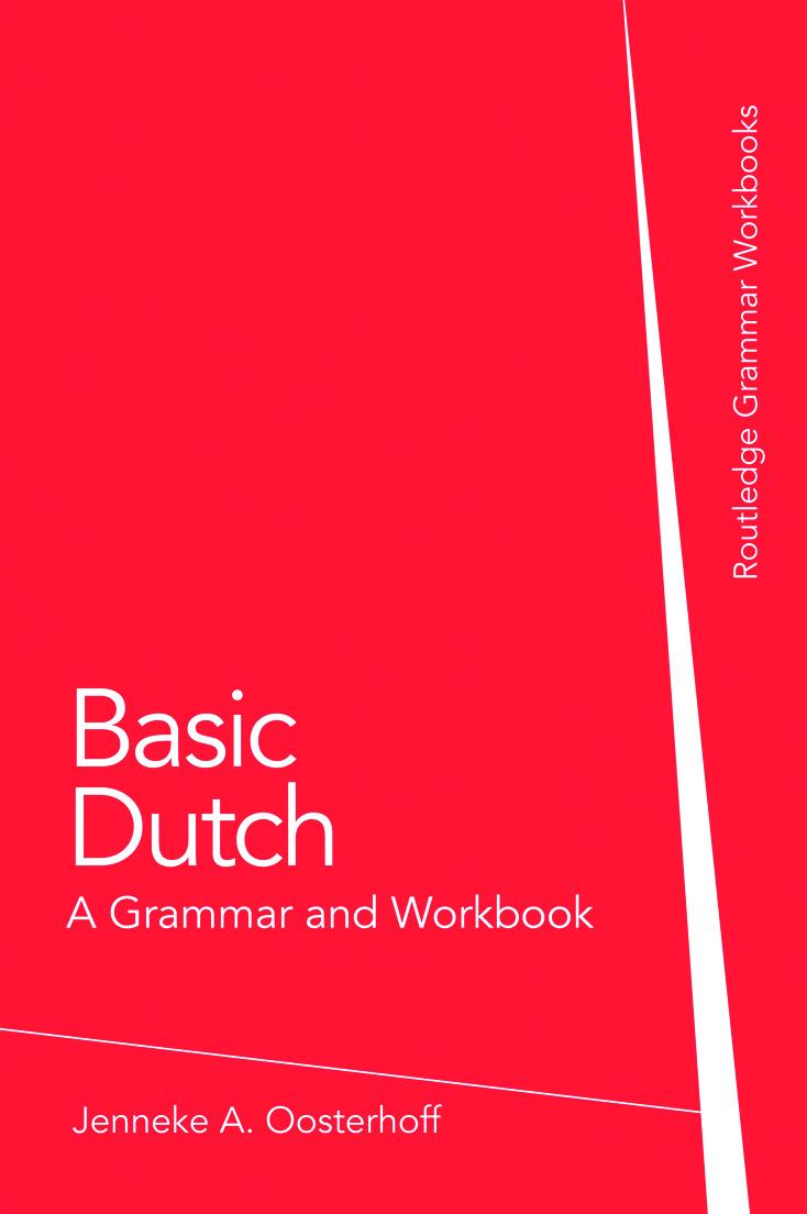 Basic Dutch: A Grammar and Workbook book cover