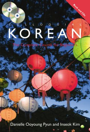 Colloquial Korean: The Complete Course for Beginners book cover