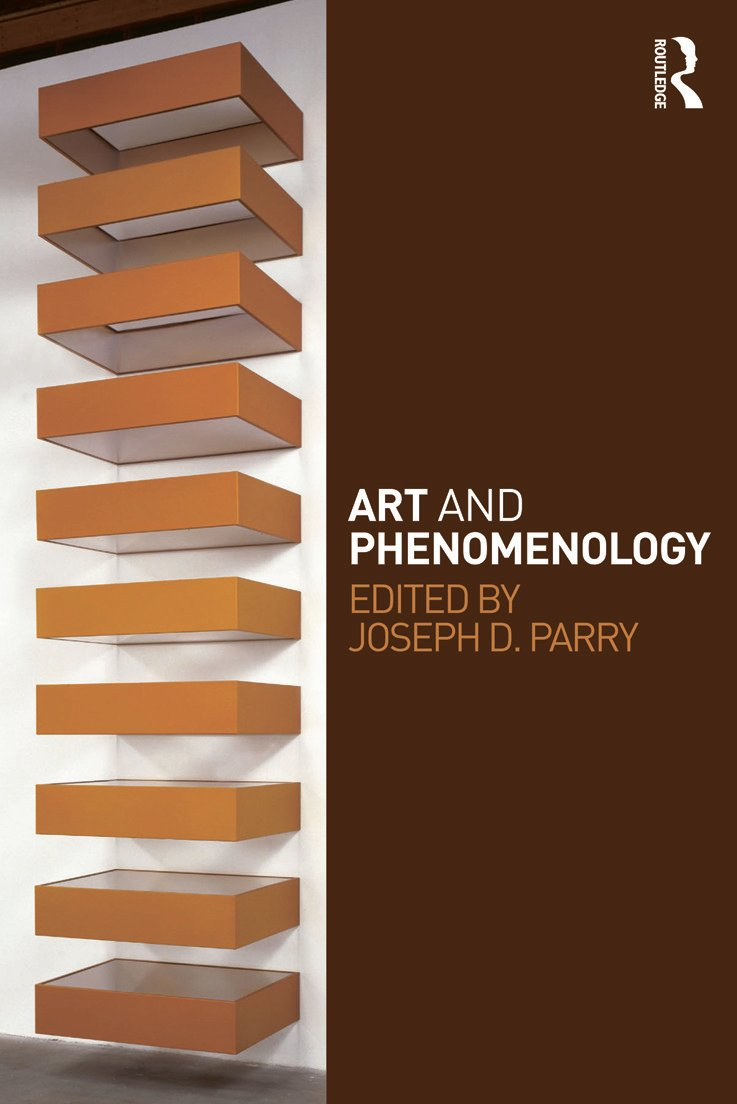 Art and Phenomenology (Paperback) book cover